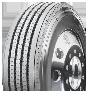 WSL61 Line Haul Steer Tires